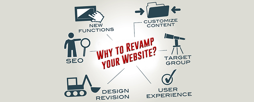 Why You Need to Revamp Your Website