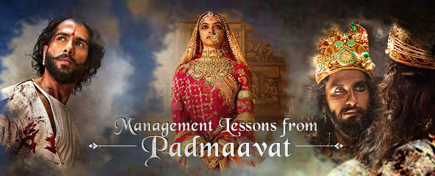 PADMAAVAT (2018) con DEEPIKA PADUKONE + Jukebox + Sub. Español + Online Management-lessons-from-padmaavat