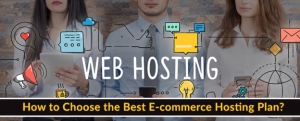 How to Choose the Best E-Commerce Hosting Plan?