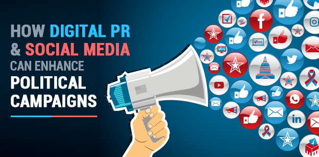 Digital Marketing & PR, Social Promotion