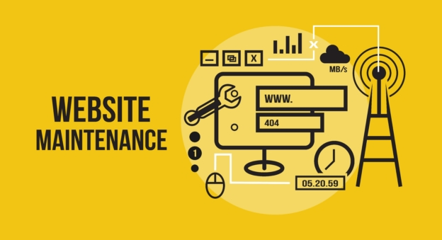 website maintenance company,