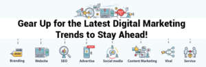 Gear Up for the Latest Digital Marketing Trends to Stay Ahead!