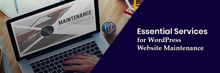 IKF provides WordPress website maintenance services to make your business hasslefree