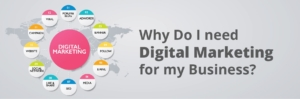 Why Do I need Digital Marketing for my Business?