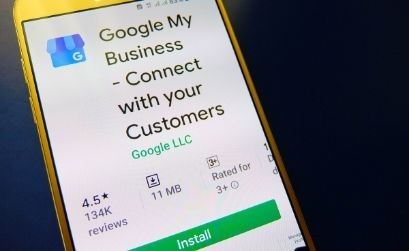 Online Reviews on Google Business Listing