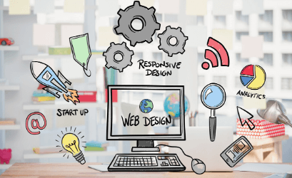 Responsive websites by website development company in Pune