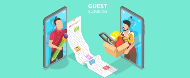 Boost your Brand Influence with Guest Posting Tips blog by IKF