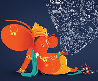 Drawing Parallels between Ganesh Chaturthi Celebrations and Marketing Lessons